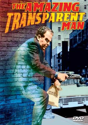 The Amazing Transparent Man (1960) | Full Movie